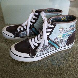 13e7ecf4aea8 Vans Shoes | Brand New Girls Authentic Lopro Jacaranda | Poshmark